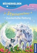 KOSMOS Bücherhelden: Sternenschweif - Zauberhafte Rettung