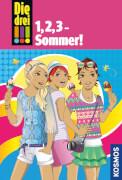 KOSMOS Die drei !!! 1, 2, 3 - Sommer Doppelband