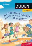 Leseprofi - Die Tigerherzen-Bande und die entführte Schildkröte, 2. Klasse