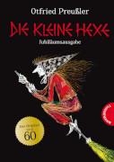 Die kleine Hexe, Jubiläumsband, Lesebuch, 128 Seiten, ab 6 Jahren