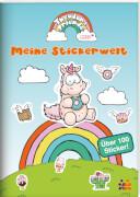 Theodor & Friends. Meine Stickerwelt (Einhorn Theodor)