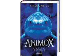 Carter, Animox 3 Haie