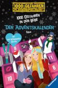 Ravensburger 52582 Der Adventskalender-1000 Gefahren in der Liebe