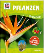 Tessloff WAS IST WAS Stickerheft Pflanzen