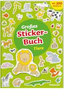 Tessloff Großes Stickerbuch. Tiere