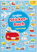 Tessloff Großes Stickerbuch. Fahrzeuge