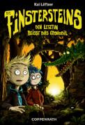 Die Finstersteins - Den Letzten beißt das Krokodil, Band 3, 224 Seiten, ab 9 - 11 Jahre