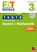 Tests mit  Lernzielkontrolle, Mathe und Deuchtsh, 3. Klasse