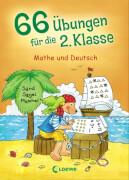 Loewe 66 Übungen 2. Klasse Mathe und Deutsch