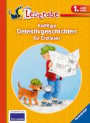 Ravensburger 36276 Leserabe Knifflige Detektivgeschichten für Erstleser