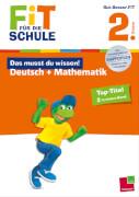 Tessloff FfdS Deutsch + Mathe 2.Kl.