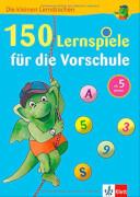 150 Lernspiele. Vorschule
