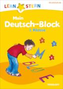 Tessloff LERNSTERN Mein Deutsch-Block 1. Klasse