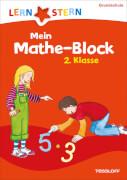 Tessloff LERNSTERN Mein Mathe-Block 2. Klasse