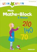 Tessloff LERNSTERN Mein Mathe-Malblock 3. Klasse