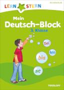 Mein Deutsch-Block 3. Klasse, Taschenbuch, 88 Seiten, ab 8 Jahren