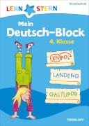 Tessloff LERNSTERN Mein Deutsch-Block 4. Klasse