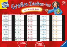 Ravensburger 41424 Großes Zauber-1x1: Kreuz und quer