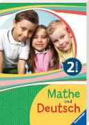 Ravensburger 41484 Taschenbuch: Mathe und Deutsch 2. Klasse