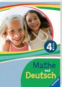 Ravensburger 41486 Taschenbuch: Mathe und Deutsch 4. Klasse