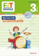 Grammatik 3. Klasse, Lernheft, 48 Seiten, ab 8 Jahren