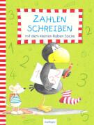 esslinger / Rabe Socke Zahlen schreiben mit dem kleinen Rabe Socke