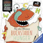 Ravensburger 41548 Für den kleinen Buchstabenhunger