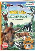 SCHLEICH® Wild Life Stickerbuch für Abenteurer