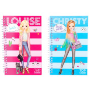 Depesche 5296 TOPModel Dress me Up Pocket Stickerbuch sortiert