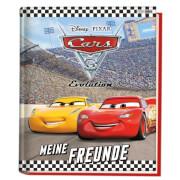 Disney cars 3 Freundebuch