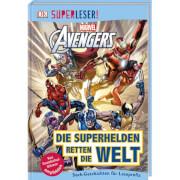 SUPERLESER! MARVEL Avengers Superhelden