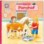 Tessloff WAS IST WAS Kindergarten Ponyhof Band 10
