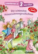 Loewe Lesenlernen in 3 Schritten - Die schönsten Prinzessinnengeschichten