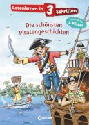 Loewe Lesenlernen in 3 Schritten - Die schönsten Piratengeschichten