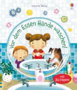 Buch Vor dem Essen Hände waschen!