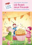 HABA Littile Friends - Lilli findet neue Freunde, Gebundenes Buch, 96 Seiten, ab 4 Jahren