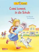 Conni-Bilderbücher: Conni kommt in die Schule (Neuausgabe), ab 3 Jahre