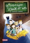 Die unlangweiligste Schule der Welt 3: Die entführte Lehrerin, 224 Seiten, ab 8 Jahre