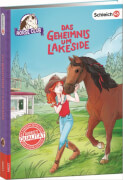 SCHLEICH® Horse Club - Das Geheimnis um Lakeside, Lesebuch, 128 Seiten, ab 8 Jahren