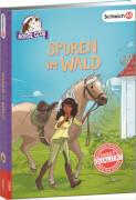 SCHLEICH® Horse Club - Spuren im Wald, Lesebuch, 128 Seiten, ab 8 Jahren