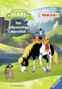 Ravensburger 49086 Leselernstars Yakari Waschbär