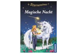 Kosmos Sternenschweif Magische Nacht