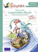 Ravensburger 36556 Das große Leseraben-Buch - Abenteuer