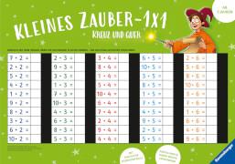 Ravensburger 41584 Kleines 1x1: Kreuz und quer (Zaubertafel)