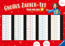 Ravensburger 41586 Großes 1x1: Kreuz und quer (Zaubertafel)
