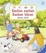 Ravensburger 43733 Sachen suchen, Sachen hören Meine Welt