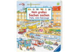 Ravensburger 43742 Weller,U, großes Sachen suchen Fahrzeuge