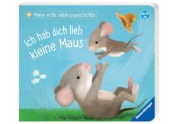 Ravensburger 43755 Braun, Lieblingsgeschichte Maus