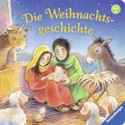 Ravensburger 43759 Altegoer, Die Weihnachtsgeschichte
