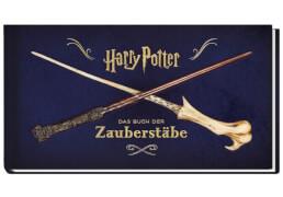 Harry Potter - Buch ''Das Buch der Zauberstäbe''